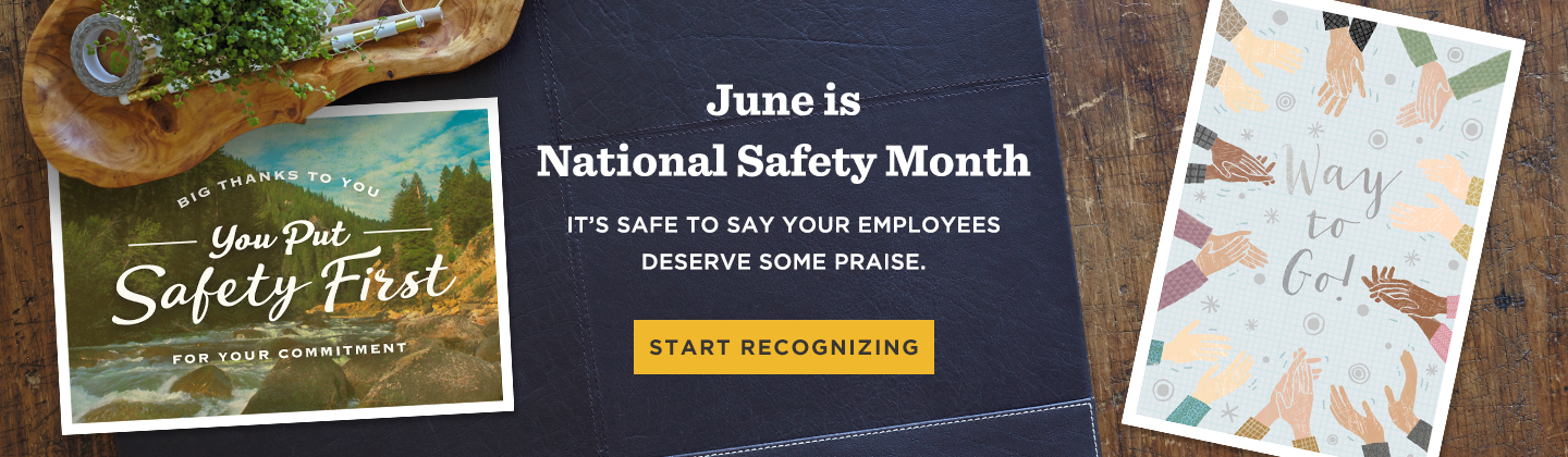 Recognize Safety Month